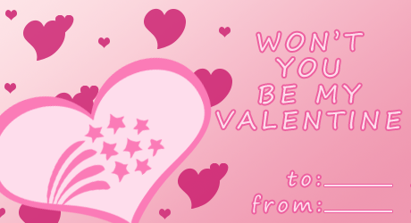 Valentine's Day Card - 1 by bystrawbrry