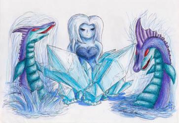 RW: Demonlord Nofam and Hydras by JamesTheUnworthy