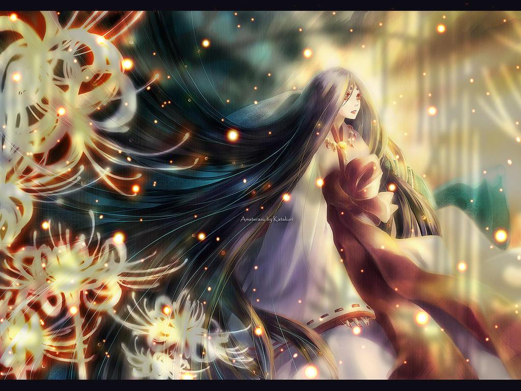 Amaterasu by dei4eg-uke-chan