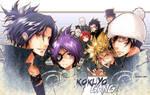 Kokuyo Gang by dei4eg-uke-chan