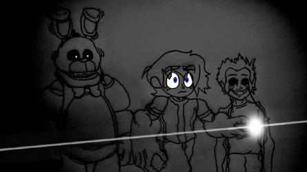 FNAF: Ghost Adventrues: Part 3 by TriborgLK2001