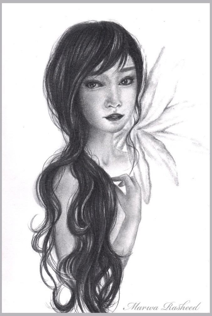 Miss Hye by BrokenViolet