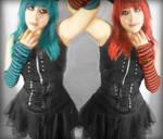 Twins - Gothic lolita