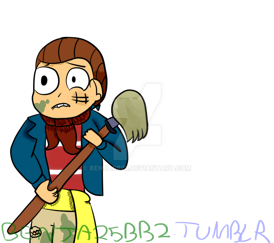 cabin boy Morty by benjabb23