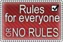 Rules are for everyone by fadeddreamss