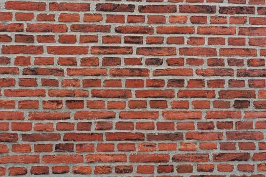 Stock - Old Brick Wall