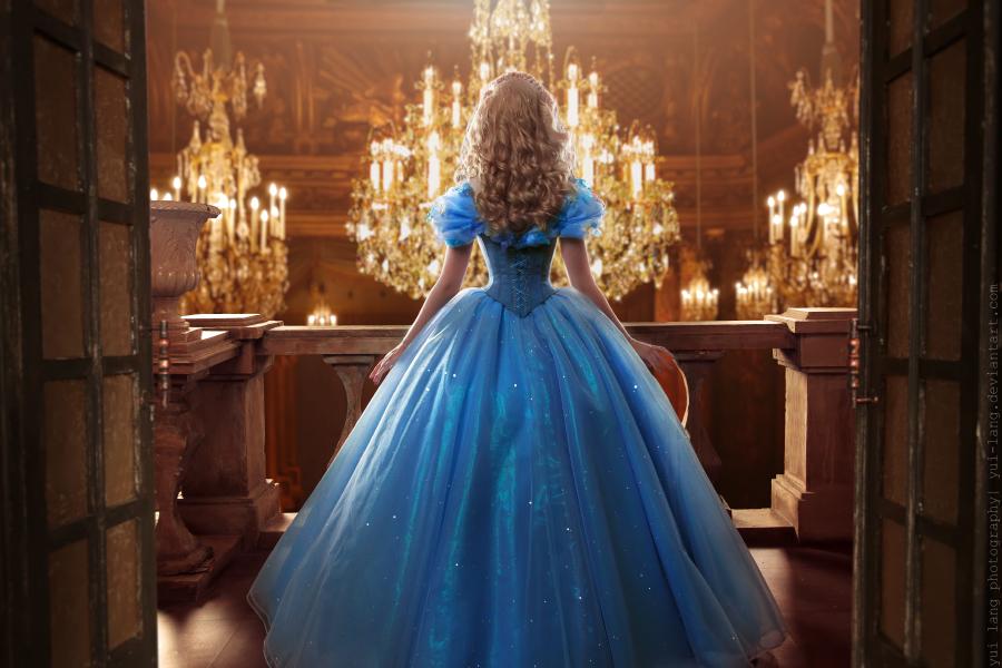 Cinderella 2015 by Yui-Lang