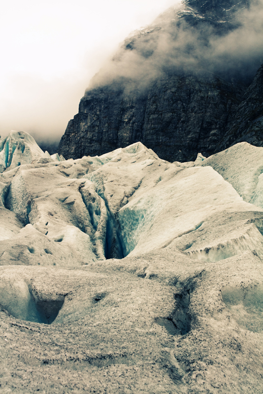 Glacier by WindDesert