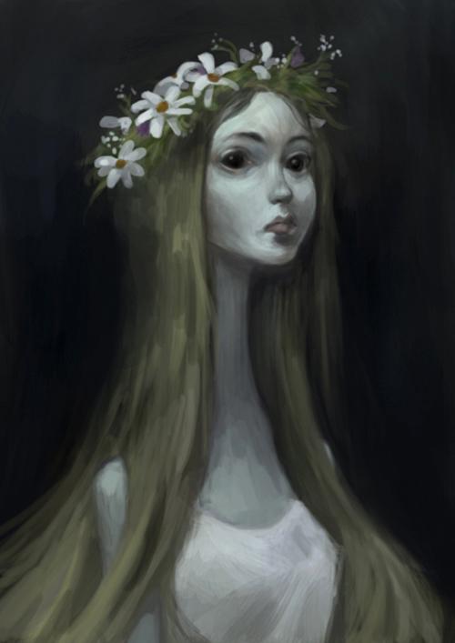 Blombarn by Ailovc