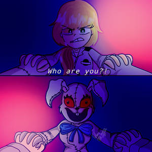Who are you?!