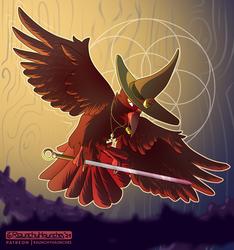 200 Watcher Raffle Reward: The Bird