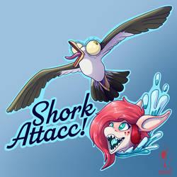 Shork Attacc!
