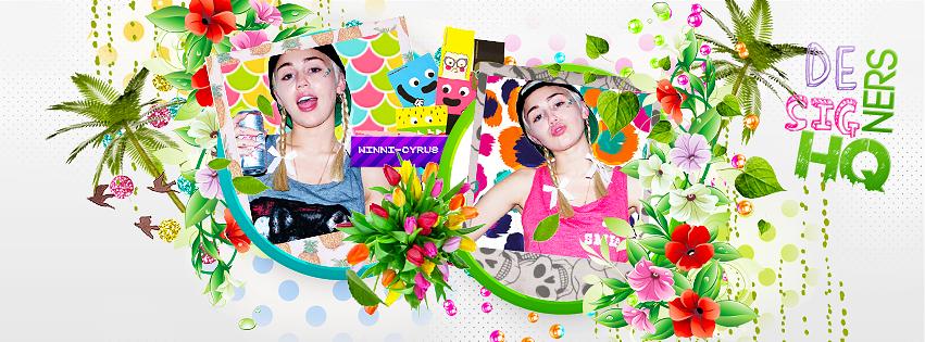 +Miley// HQ Designers by Winni-Cyrus