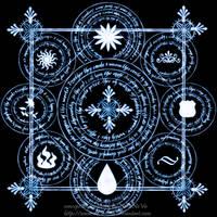 Shizuka's Magic Circle by Asheraine