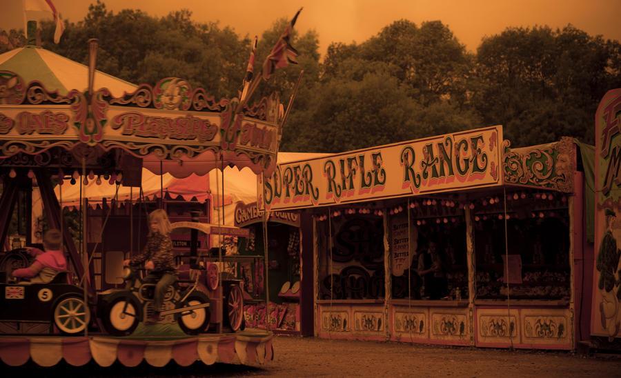 Victorian fair ground by jordansimpson93