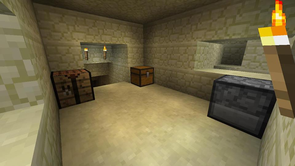 Minecraft Lower Class House Interior By Tae Rai On Deviantart