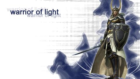 Dissidia Warrior Of Light PSP By Exact Psience On DeviantArt