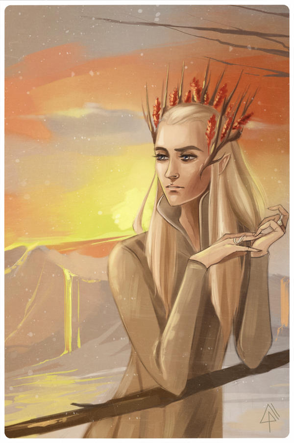 Thranduil by Pikeperch9