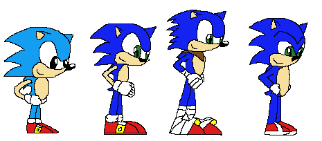 Classic Modern Boom Movie Sonic By Ericsonic18 On Deviantart
