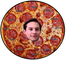 Pizza Time Clock by EricSonic18
