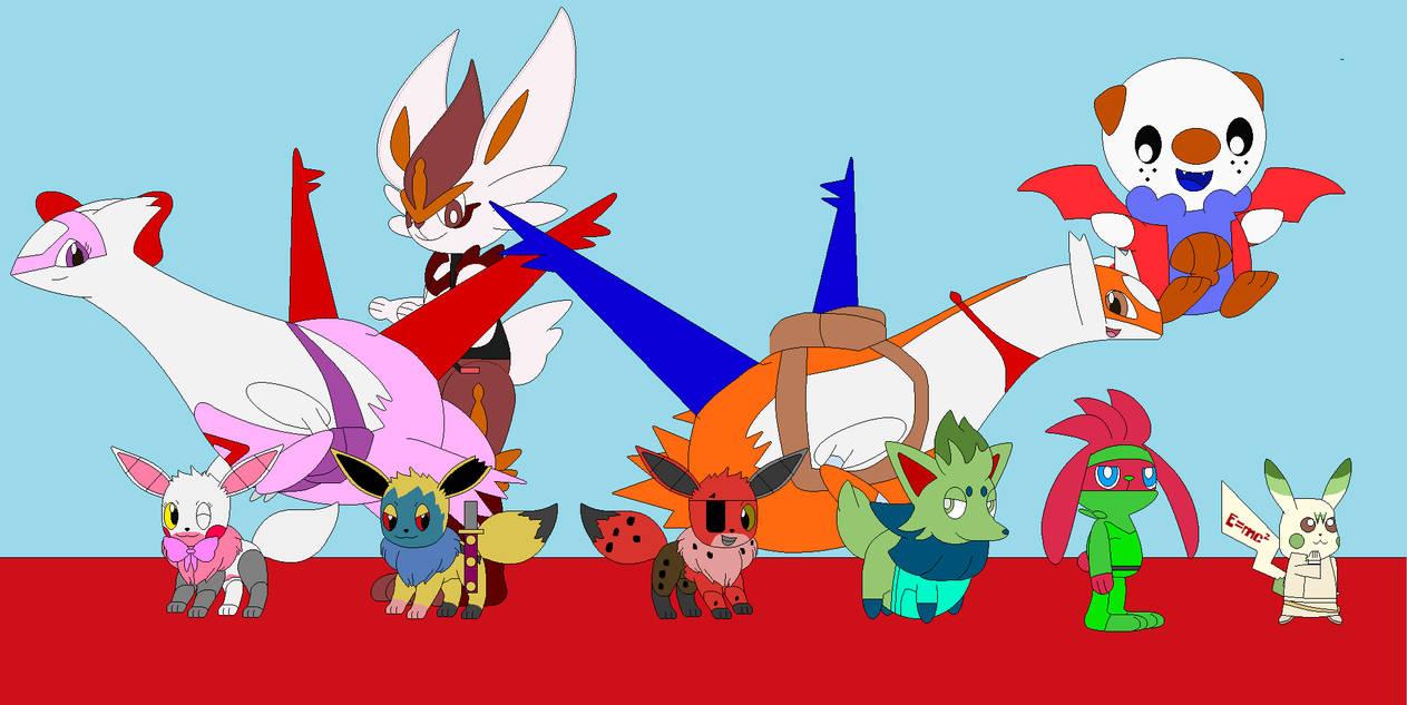 Team Scarlet