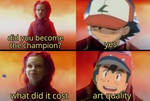 How Ash won the League