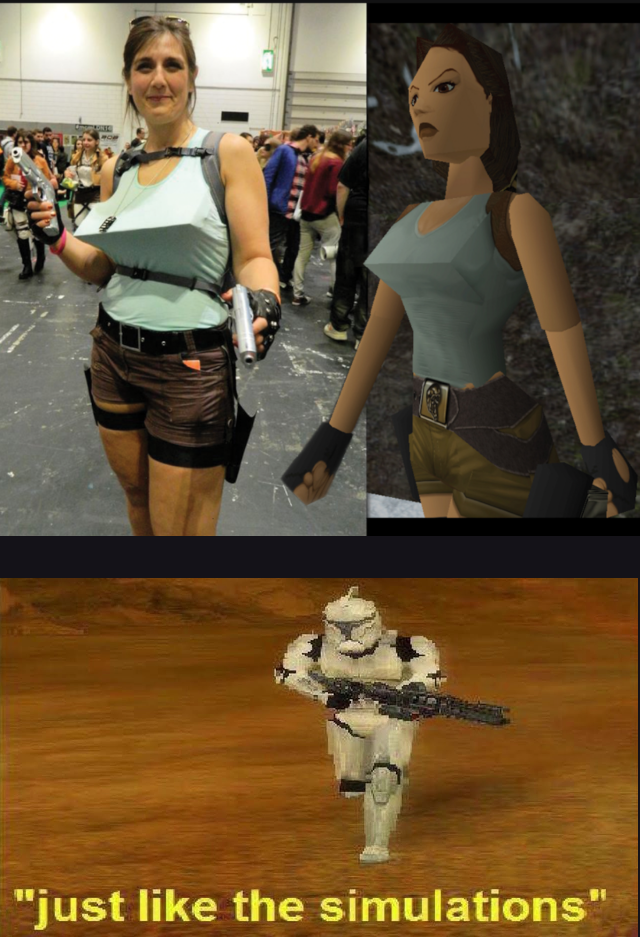 Just Like The Simulations By Ericsonic18 On Deviantart When it's nothing like the simulation. the simulations by ericsonic18