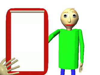 [MEME TEMPLATE] Baldi Board