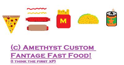 Fantagepixelexpress amethyst deviantart for Age cuisine express