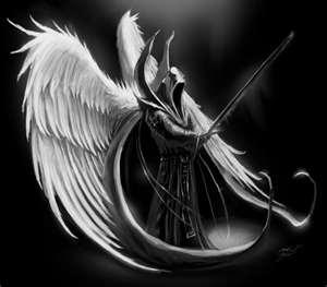 Angel of Death - Ultimate form by flifli5 on DeviantArt