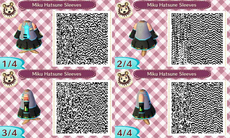 ACNL- Miku Hatsune QR Code by luckygirl88 on DeviantArt