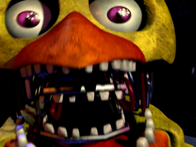 Which fnaf2 character likes you czzcgs
