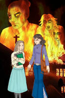 Carrie and Me: outcasts unite by Crystal-Gargoyle