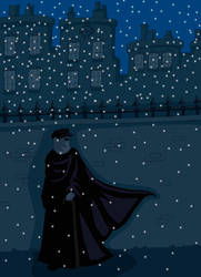 Midnight Snow by Crystal-Gargoyle