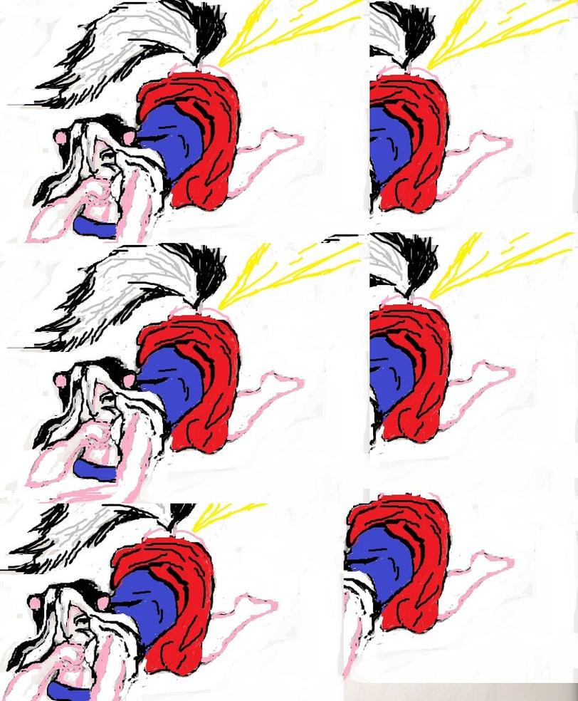 Skunk girl spray spotted skunk girl spray by calcal22843 mistaken for
