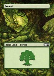 M10 Full Art Forest by vyler