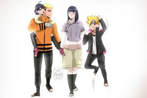 [Fanart] Naruto
