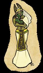 Runari - Lyphera the Rune Mother by cyrad
