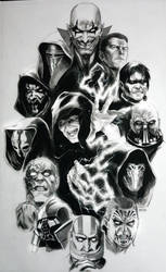 SITHLORDS by grandizer05