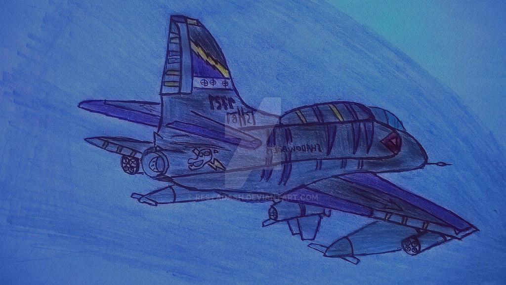 A9-Bq Shadowbolt by RestaDash