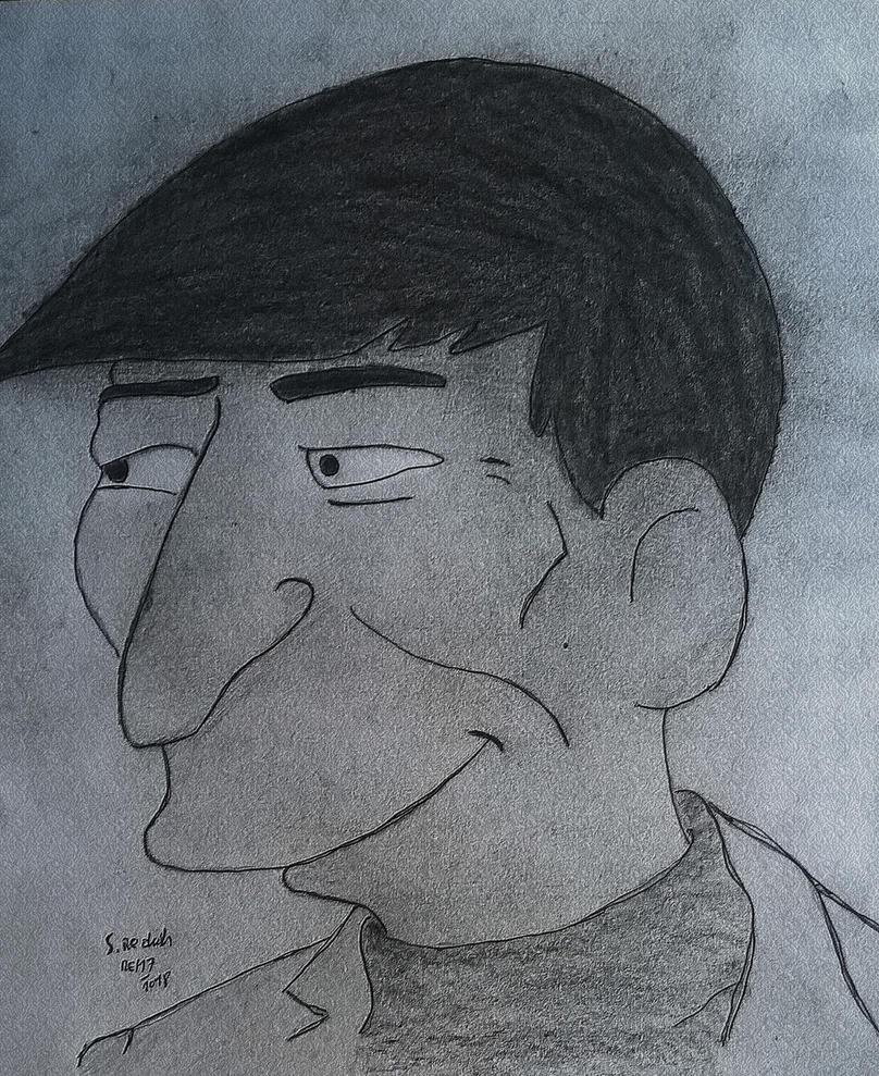 Leonard Nimoy Simpsons Wik by RestaDash