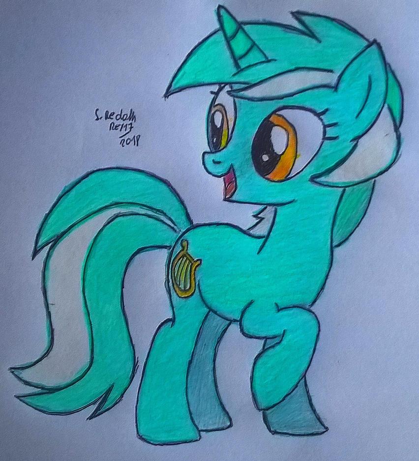 Lyra Heartstrings by RestaDash