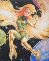 Phoenix II by Dangerous-Beauty778
