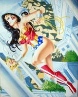 Wonder Woman by Dangerous-Beauty778