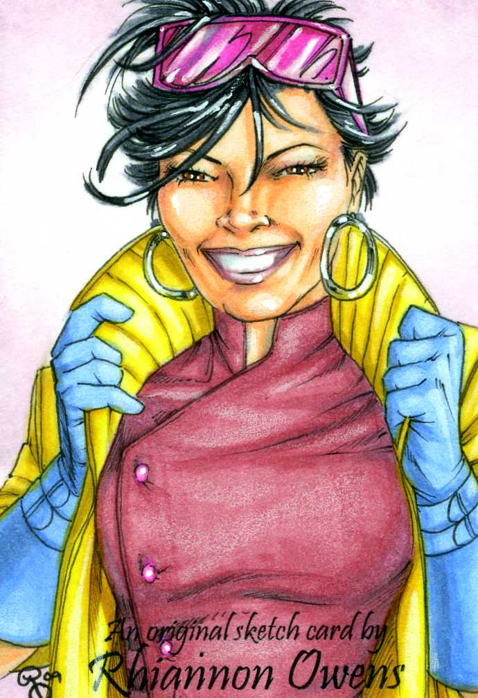 Jubilee Sketch Card '09 by Dangerous-Beauty778