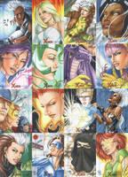 X-Men Archives Favorites by Dangerous-Beauty778