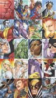 Bronze Age: X-Men Archives by Dangerous-Beauty778