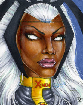 Storm, X-Men Archives AP