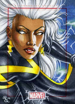 Marvel 70th, Storm 2