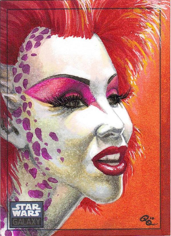 Rystall Sant, Galaxy 6 by Dangerous-Beauty778
